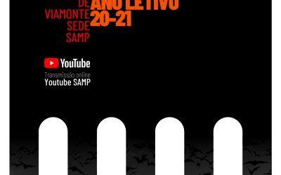 Concerto de Abertura Solene do Ano Letivo 2020-2021