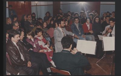 28º Aniversário da ESCOLA de ARTES SAMP