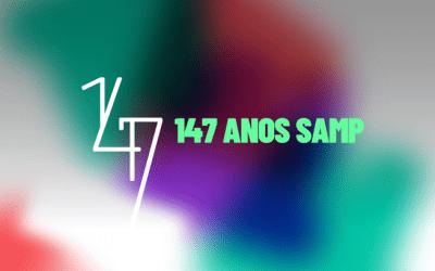A SAMP celebra 147 anos de Música, Arte e Inovação