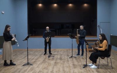 Filarmónica SAMP | Quarteto de Saxofones – Zoltan