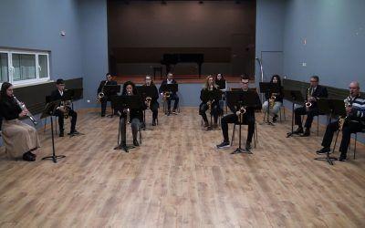 Filarmónica SAMP | Ensemble de Saxofones – Libertango
