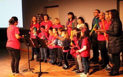 Concerto de Iniciação da Escola de Artes SAMP